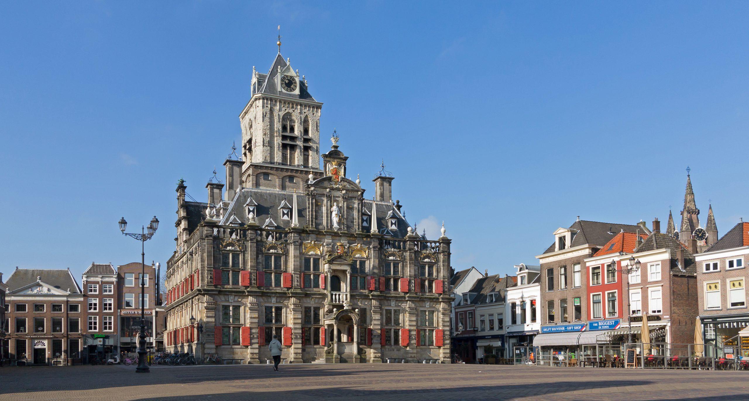 Webdesign Delft